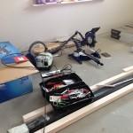 Werkzeug fürs Laminat